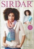 Sirdar Colourwheel pattern 8032